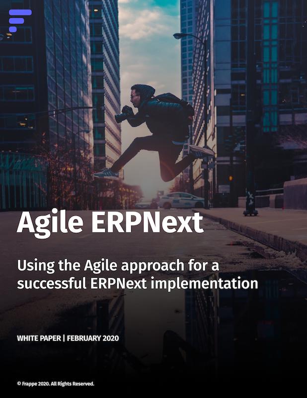 Agile ERPNext