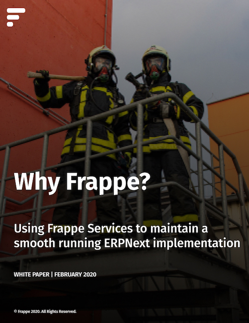 Why Frappe Services